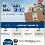 US Military Mail Information for Japan-Based Families